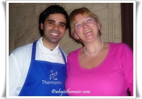 Madame Thermomix with Chef Valentino Gentile of La Luna
