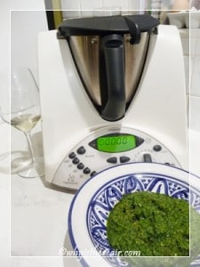 how to make vanilla paste thermomix