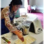 Thermomix cooks French with Annita de Chanterac