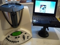 The Modern Kitchen includes a Thermomix for all your cooking needs