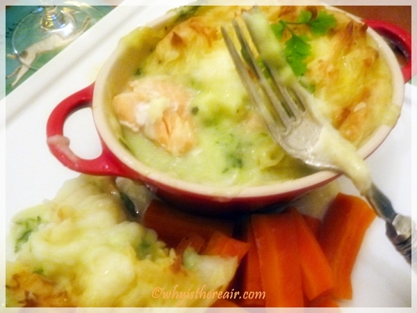 Enjoy your Thermomix Fish Pie!
