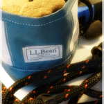 We take these dog biscuits with us in a dog treat bag from L.L. Bean, who make the world's best dog beds in Freeport, Maine, USA