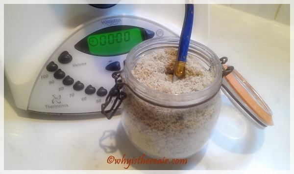 Madame Thermomix's (O)Mega Nut and Seed Mix