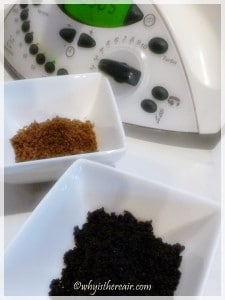 Black and Green Olive Soil are so fast and easy to make with Thermomix