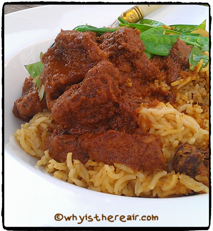 Thermomix Easy Beef Madras