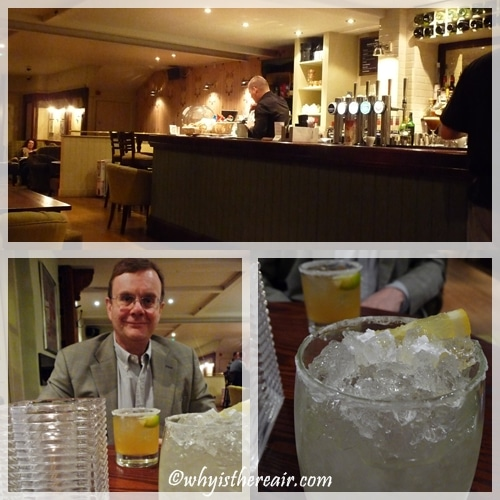 Cocktails at 5 Wharf Street, Godalming