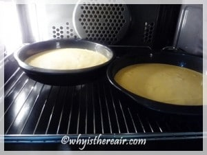 Bake in a preheated oven