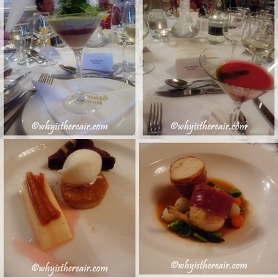 Head Chef Darren Long's Thermomix Gala Dinner at Barcelo Walton Hall