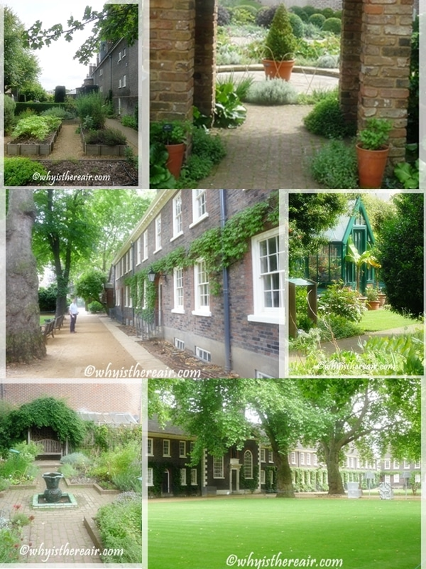 The Geffrye Museum and Gardens offer free admission