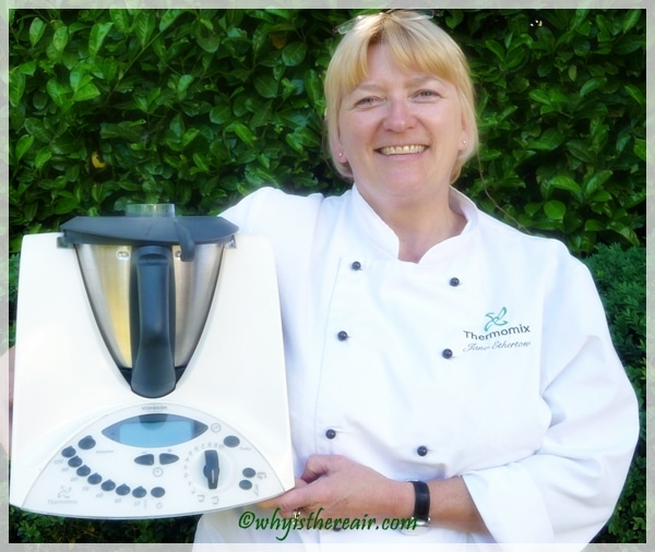 Happy Thermomix cooking from Madame Thermomix!