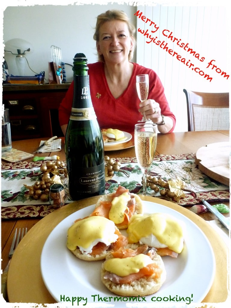 Merry Christmas from whyisthereair.com. Happy Thermomix cooking!